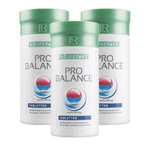 LR Pro Balance Таблетки, троен комплект