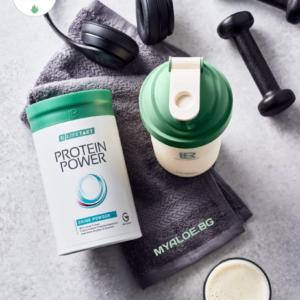 LR Protein Power - Протеин на прах Ванилия 375г