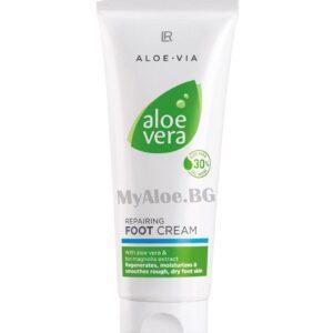 Aloe Vera Възстановяващ крем за крака и стъпала