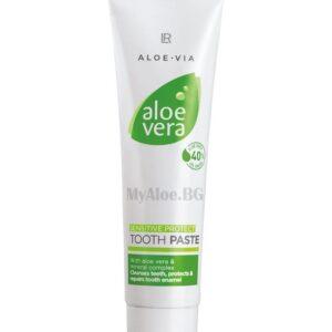 Aloe Vera Паста за Зъби - Защитаваща 100мл