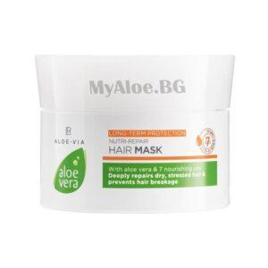 Aloe Vera Маска за коса - Nutri-Repair 200мл