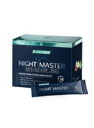 AUTOSHIP - LR Night Master Здрав и Спокоен Сън