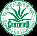 LR Сертификат за качество myALOE.bg май Алое бг aloe vera online magazin shop order