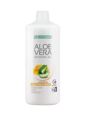 LR Aloe Vera - Гел за Пиене Традиционен с Мед 1л