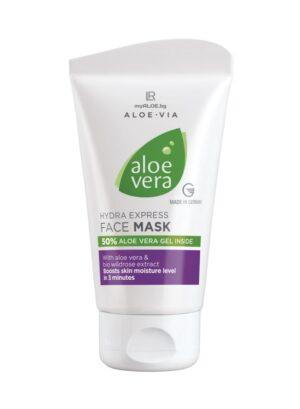 Aloe Vera Експресно хидратираща маска за лице 75ml
