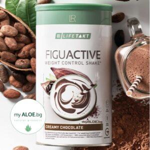 Figu Аctive Шейк Creamy Chocolate