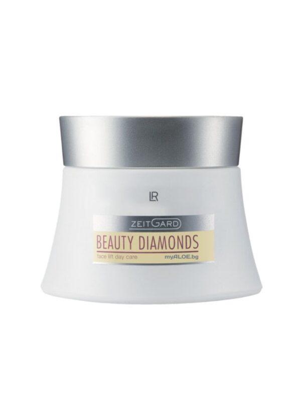 LR ZEITGARD Beauty Diamonds Дневен крем за лице против бръчки www-myALOE.bg online eshop order lrworld.com